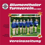 Vereinszeitung Blumenthaler TV